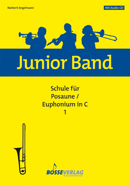 Junior Band Schule 1 for Trombone / Euphonium in C