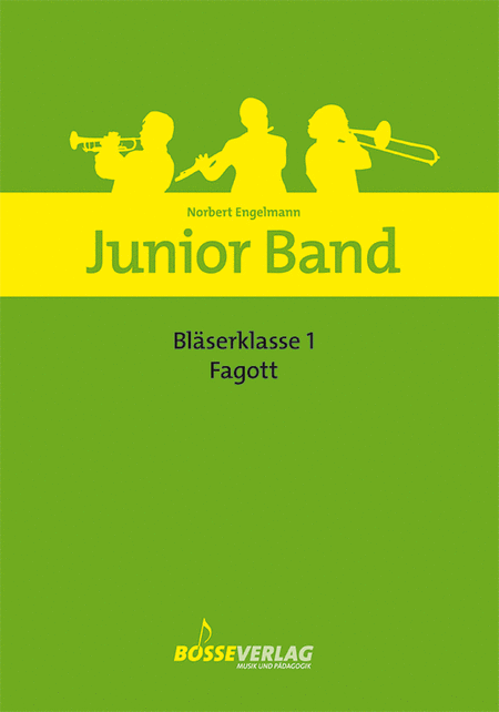 Junior Band Blaserklasse 1 for Bassoon