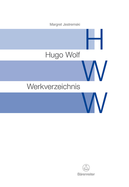 Hugo Wolf Catalogue of Works (HWW)