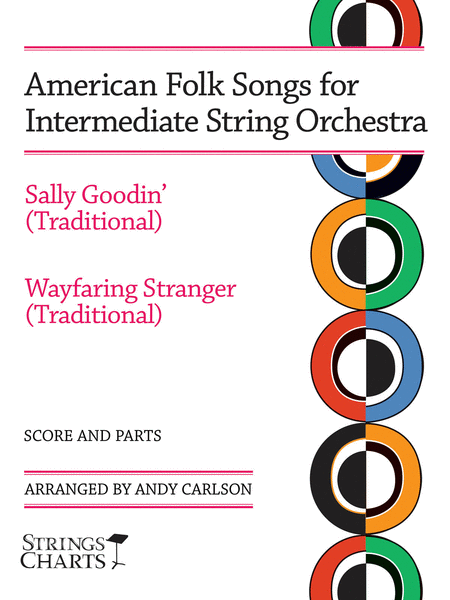 American Folk Songs for Beginning String Orchestra