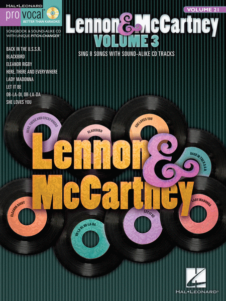 Lennon & McCartney - Volume 3