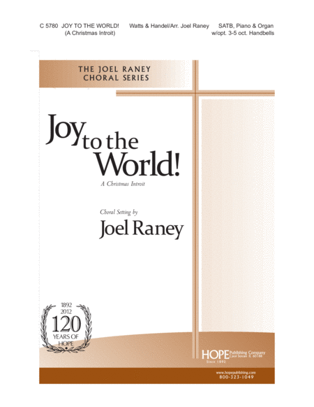 Joy To the World! (A Christmas Introit)