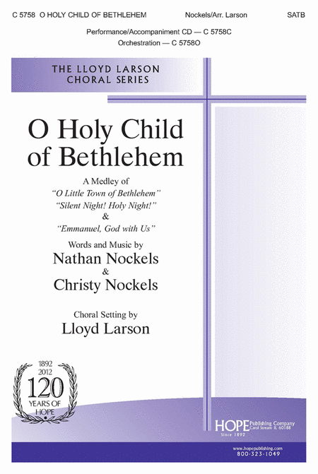 O Holy Child Of Bethlehem