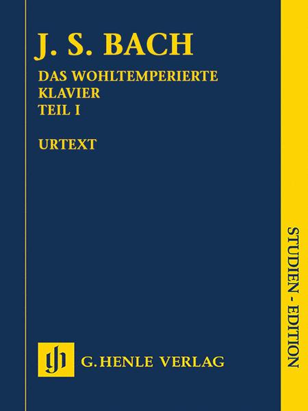 Johann Sebastian Bach - The Well-Tempered Clavier, Part I BWV 846-869