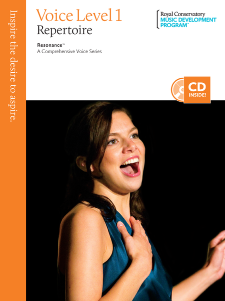 Resonance: Voice Repertoire 1