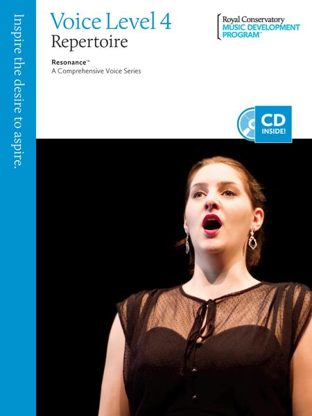 Resonance: Voice Repertoire 4