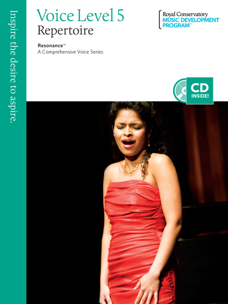 Resonance: Voice Repertoire 5