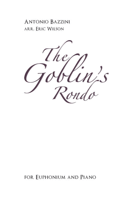 The Goblin's Rondo
