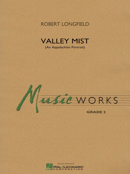 Valley Mist (An Appalachian Portrait)