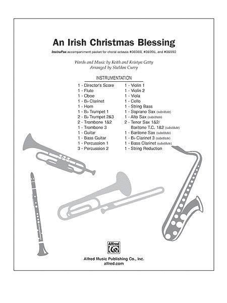 An Irish Christmas Blessing