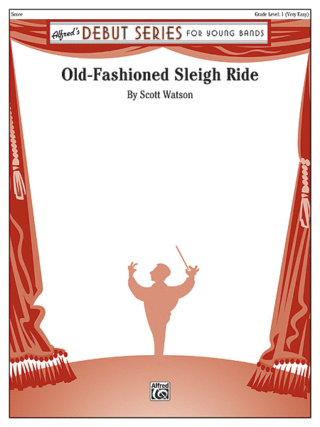 Old-Fashioned Sleigh Ride