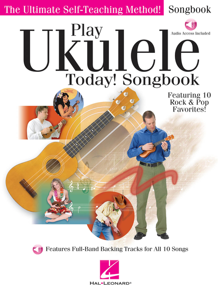 Play Ukulele Today! Songbook