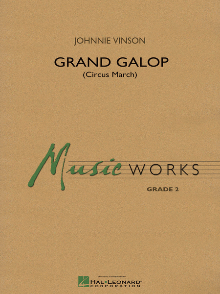 Grand Galop (Circus March)