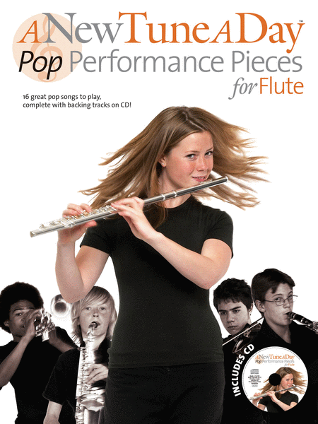 A New Tune a Day - Pop Performances for Flute