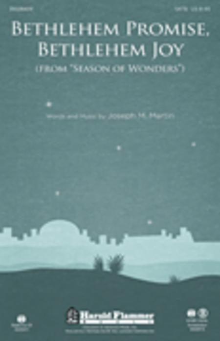 Bethlehem Promise, Bethlehem Joy (from Season of Wonders)