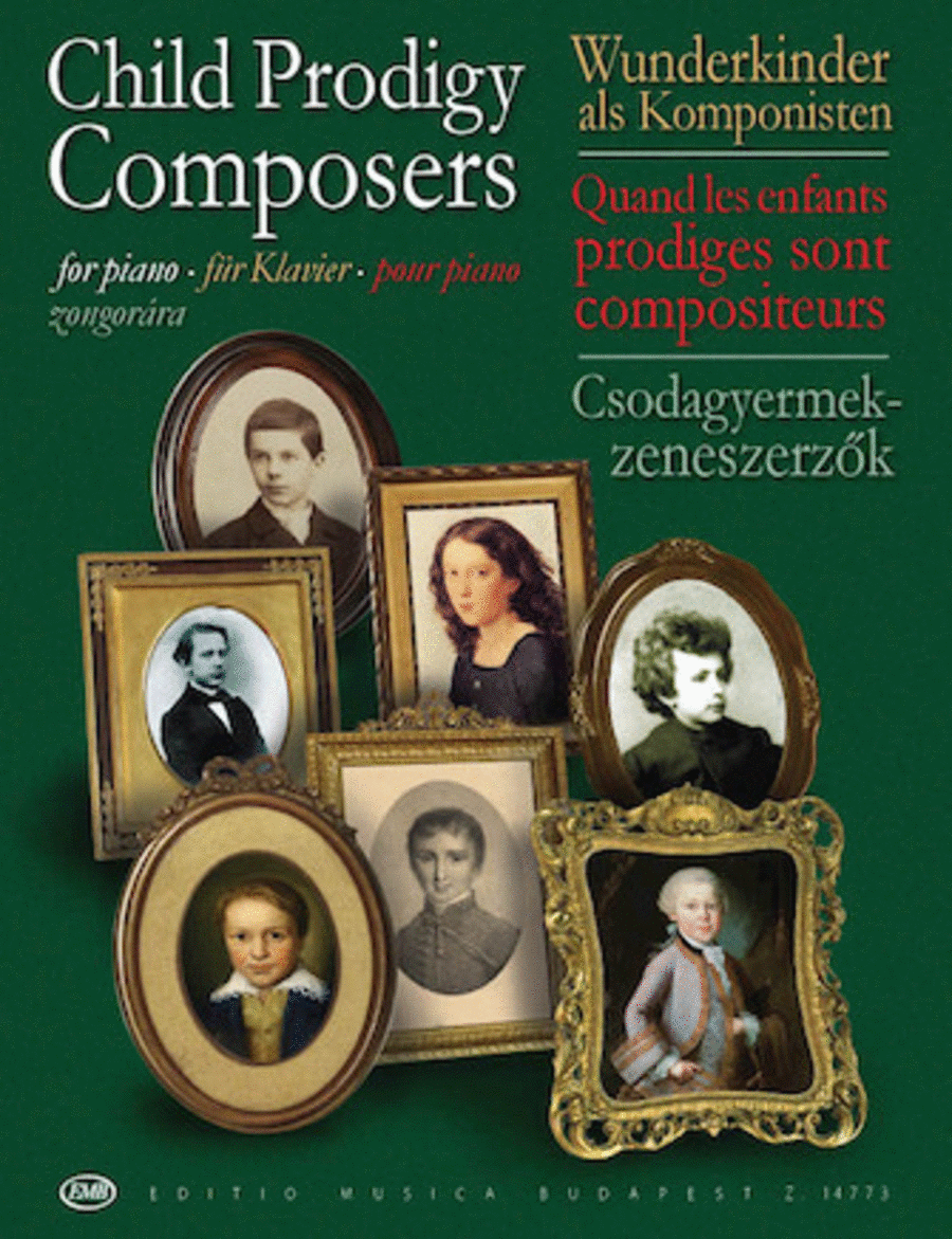 Child Prodigy Composers