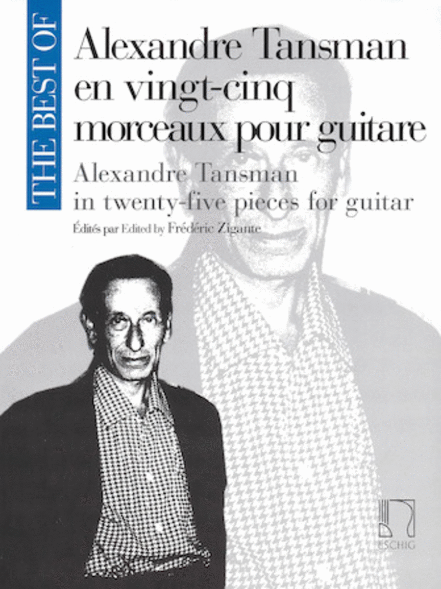 The Best of Alexandre Tansman
