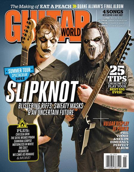 Guitar World Magazine - June 2012