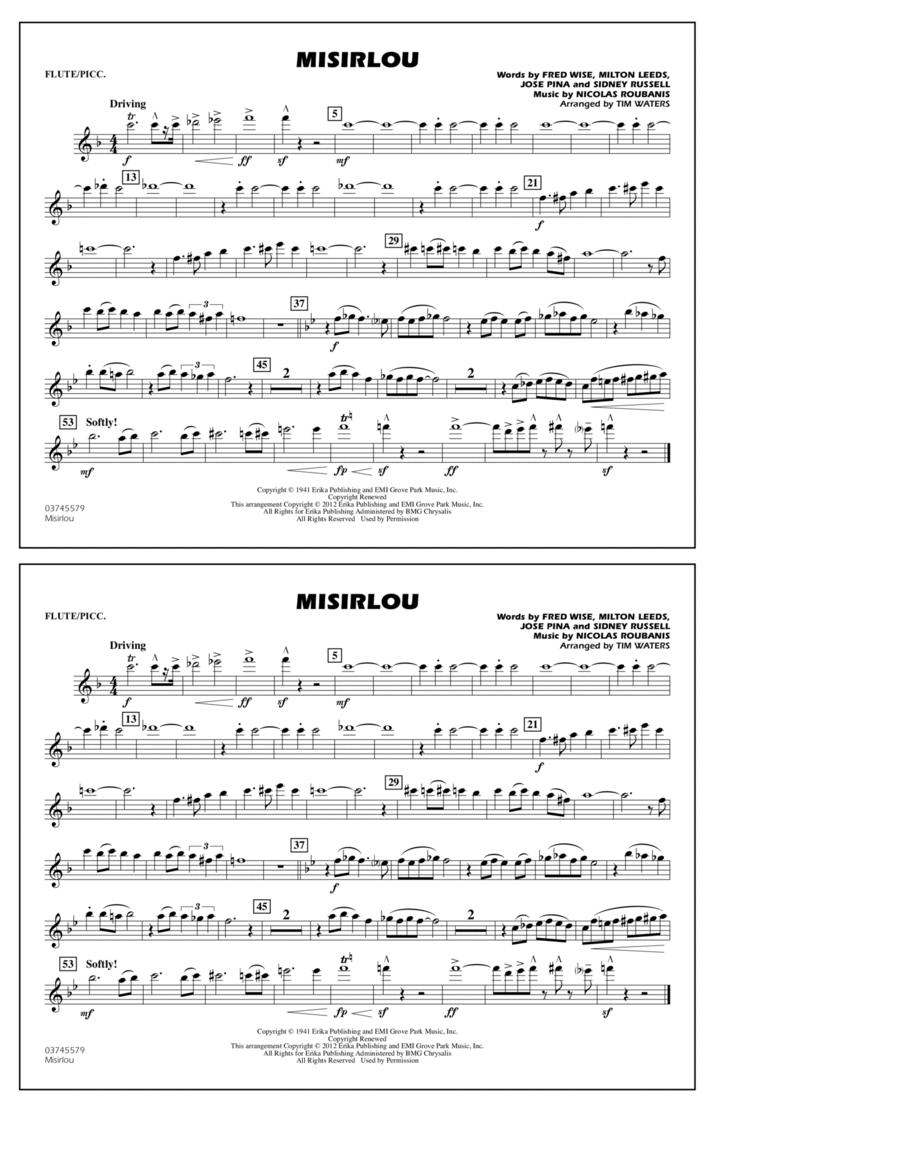 Misirlou - Flute/Piccolo