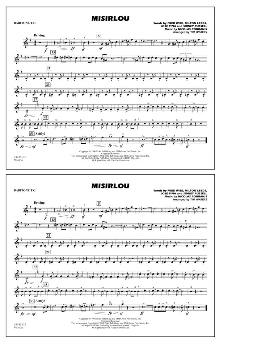 Misirlou - Baritone T.C.