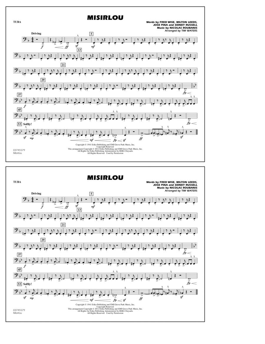 Misirlou - Tuba