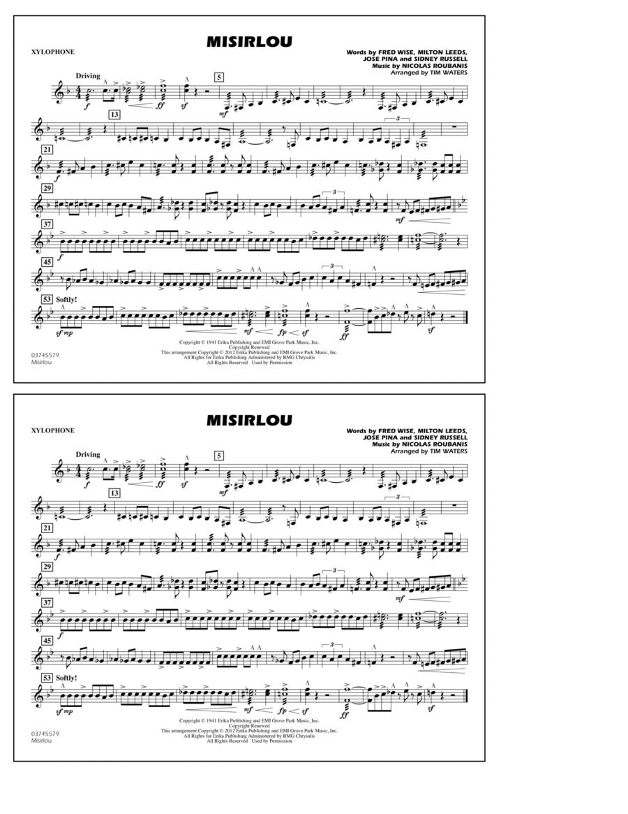 Misirlou - Xylophone