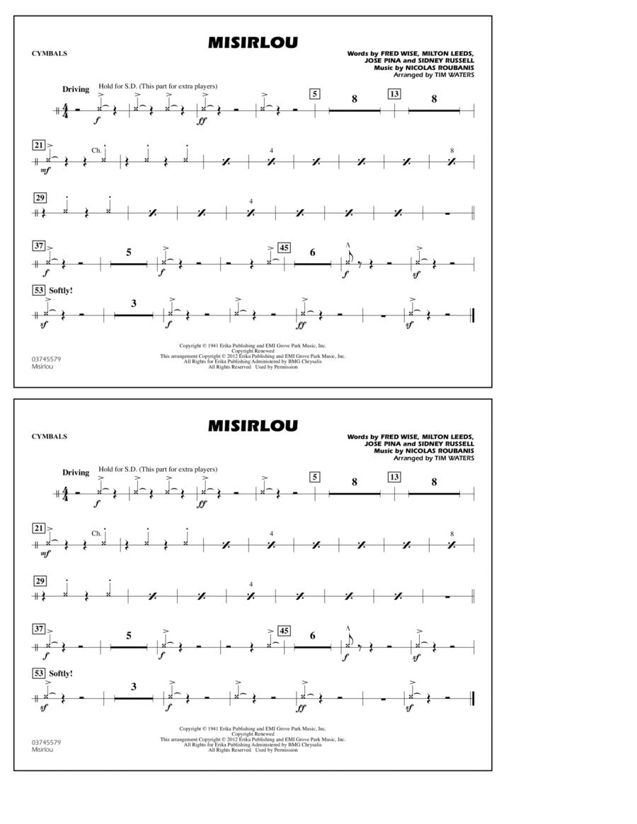 Misirlou - Quad Toms