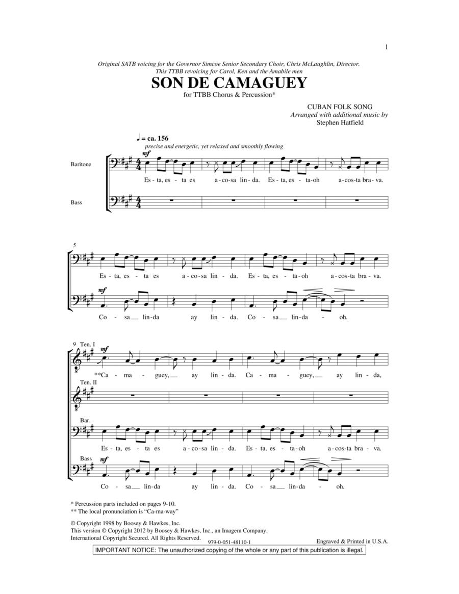 Son De Camaguey