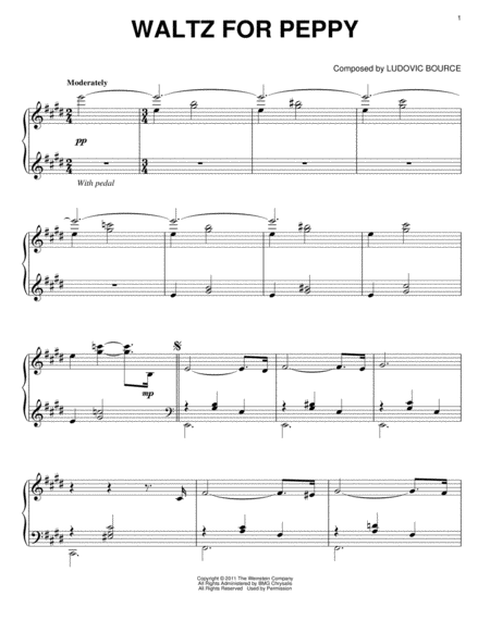 Waltz For Peppy