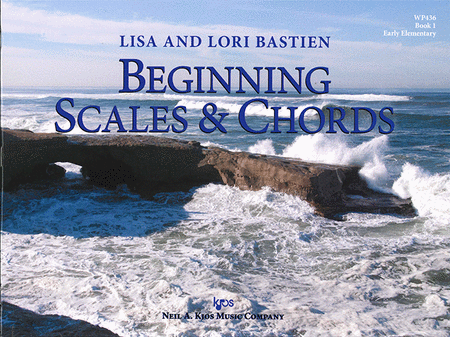 Beginning Scales and Chords, Book 1