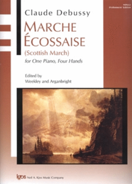 Marche Ecossaise (Scottish March)