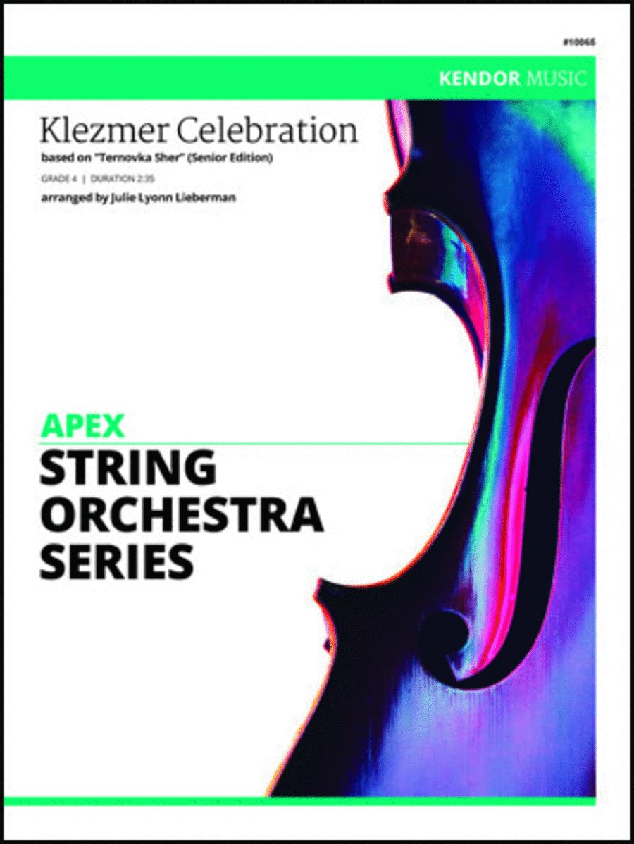 Klezmer Celebration (Senior Edition)