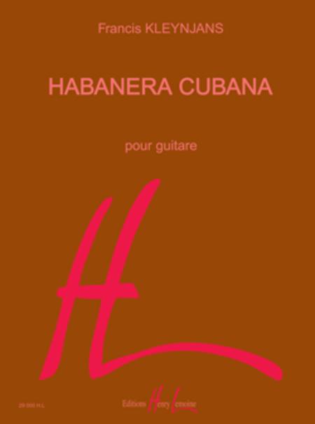 Habanera Cubana