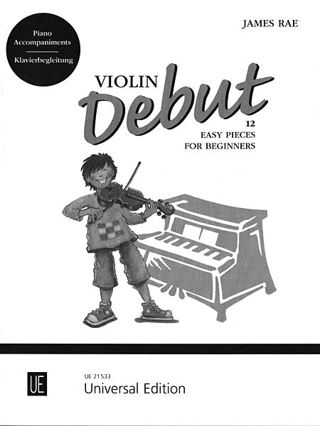 Violin Debut - Piano Accompaniments