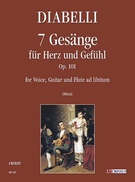 7 Gesange fur Herz und Gefuhl Op. 101