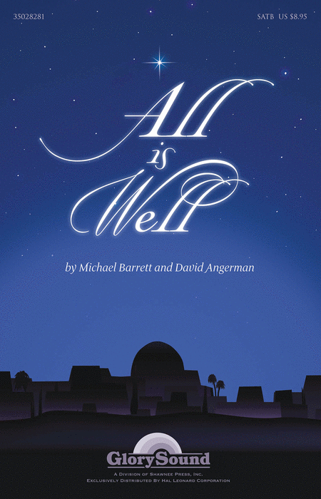 All Is Well - Rehearsal Trax CD