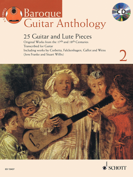 Baroque Guitar Anthology, Vol. 2