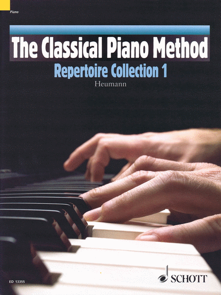 The Classical Piano Method - Repertoire Collection 1