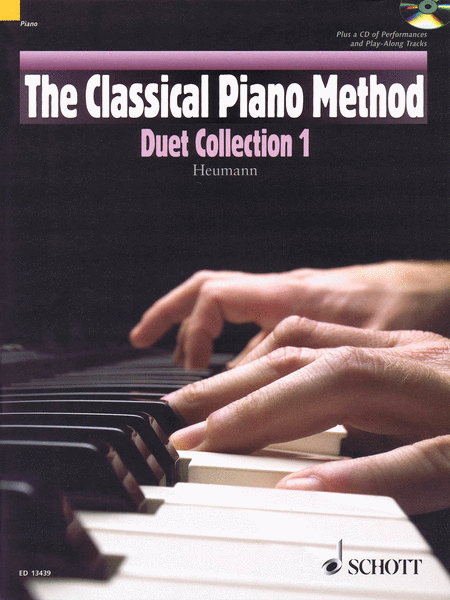 The Classical Piano Method - Duet Collection 1