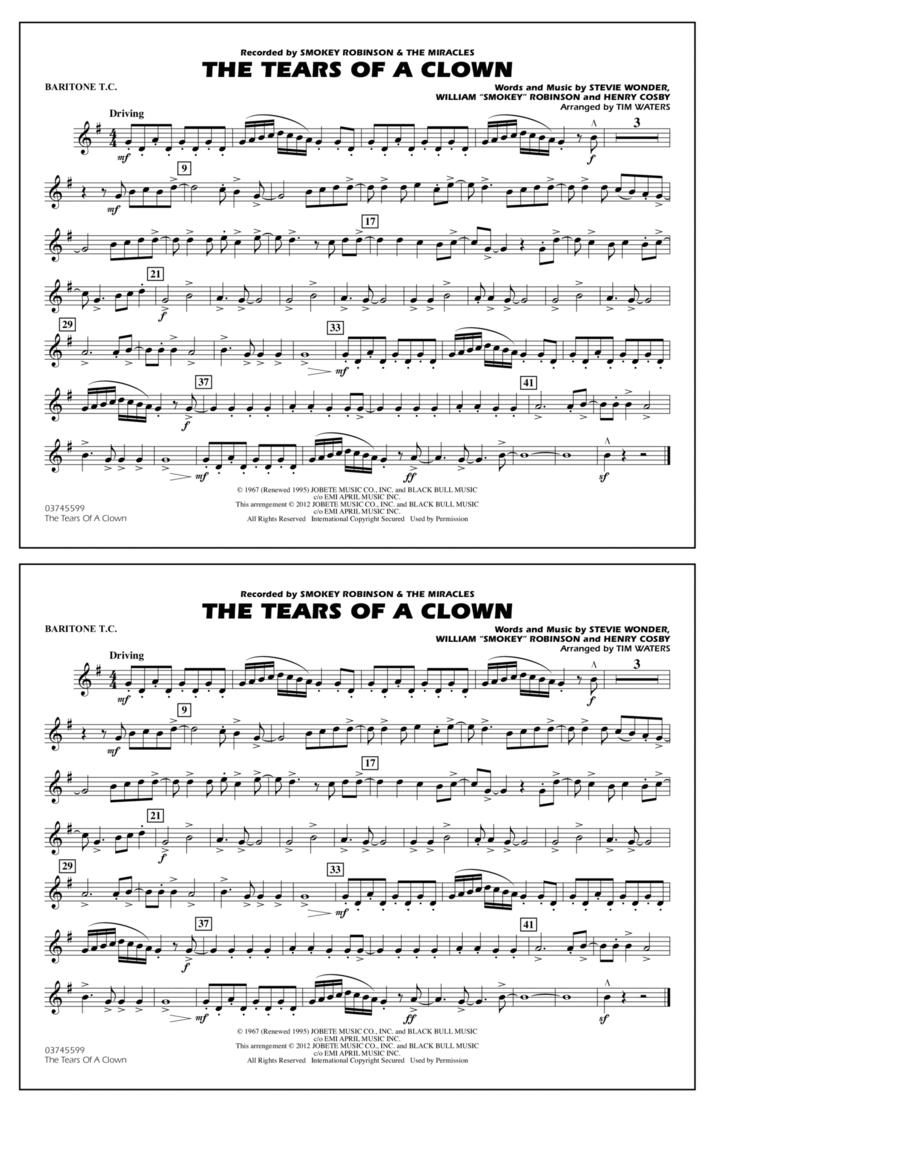 The Tears Of A Clown - Baritone T.C.