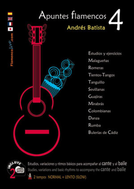 Apuntes Flamencos, Vol. 4