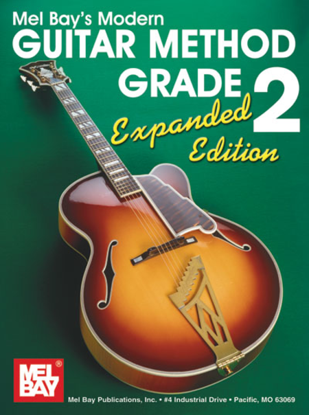 Modern Guitar Method Grade 2 - Expanded Edition - Watkiss Edition