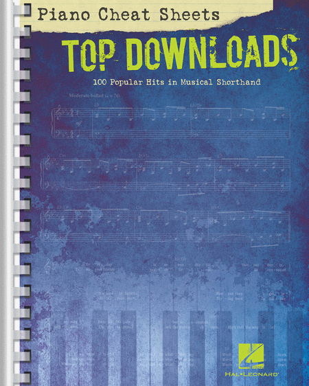 Piano Cheat Sheets: Top Downloads