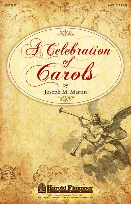 A Celebration of Carols - Rehearsal Trax CD