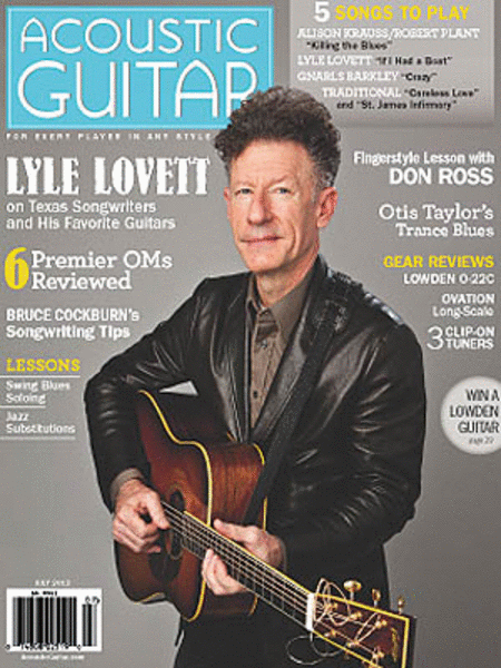 Acoustic Guitar Magazine - July 2012