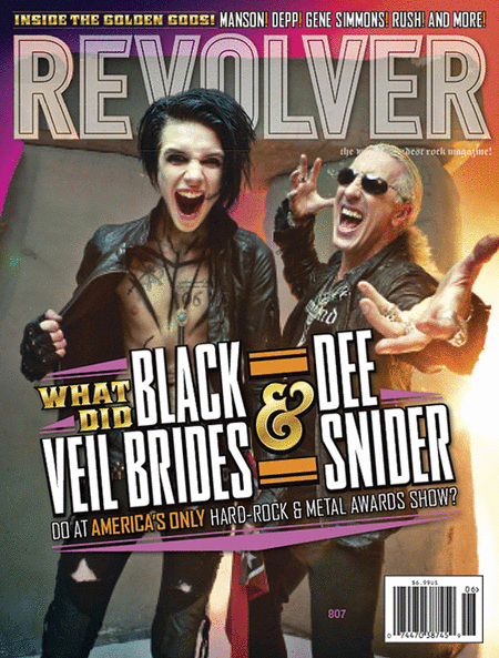 Revolver Magazine - May/June 2012