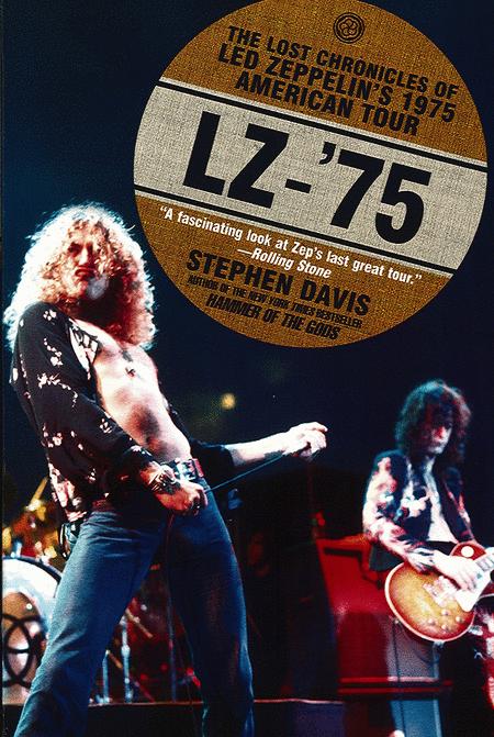 LZ-'75 -- Led Zeppelin Tour Book
