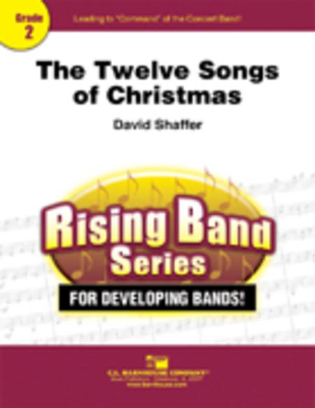 The Twelve Songs of Christmas (Full Set)