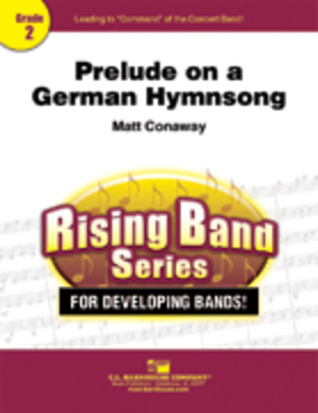 Prelude on a German Hymnsong (Full Set)