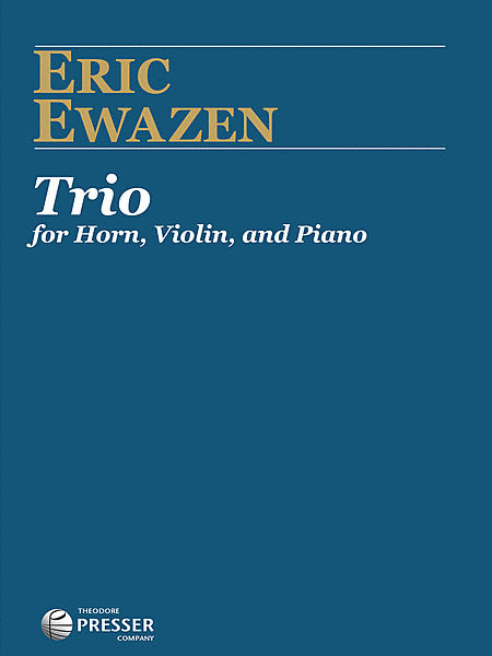 Trio For Horn, Violin, And Piano
